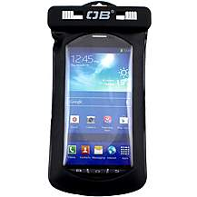 image of OverBoard Waterproof Phone Case & Mount Black