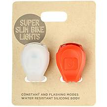 image of Super Slim Bike Light Set