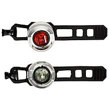 image of Micro Alloy Bike Light Set