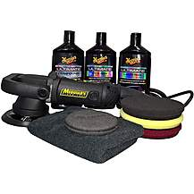 image of Meguiars MT320 Dual Action Polisher ultimate Kit