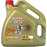 image of Castrol Edge 5W30 Oil 4L