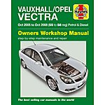 image of Haynes Vauxhall / Opel Vectra (Oct 05 - Oct 08) Manual