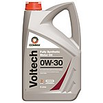 image of Comma Voltech 0W30 Fully Synthetic Engine Oil 5L