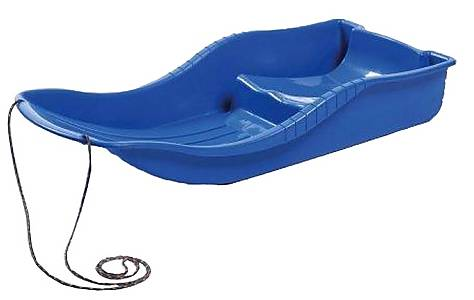 image of Snow Sledge - Blue