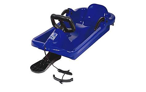 image of Snow Driver Sledge - Blue