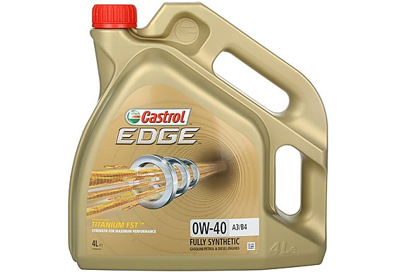Castrol Edge Sport 0W40 Oil 4 Litre