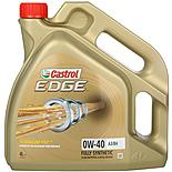 Castrol Edge Titanium Sport 0W40 Oil 4 Litre