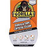 image of Gorilla Clear Repair Tape 8.2 Metres