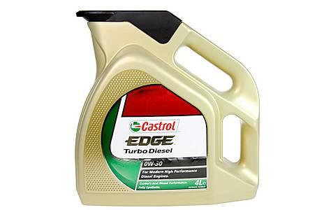 image of Castrol Edge Turbo Diesel 0W30 Oil 4 Litre