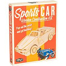 image of Sports Car Construction Kit