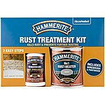 image of Hammerite Rust Treatment Kit