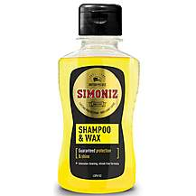 image of Simoniz Shampoo & Wax Mini 125ml