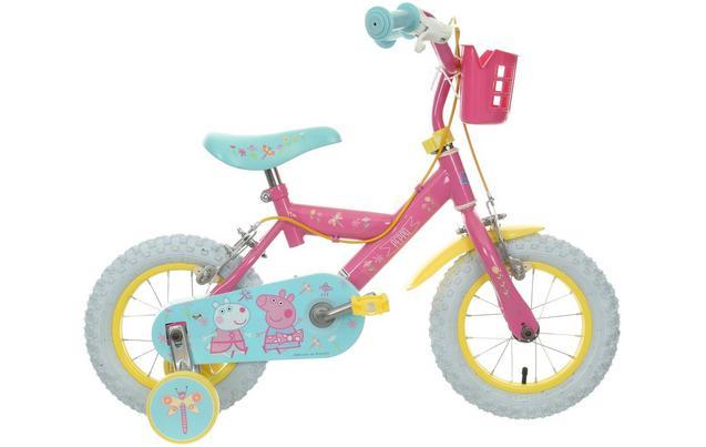 Pig Kids Bike 12 Wheel