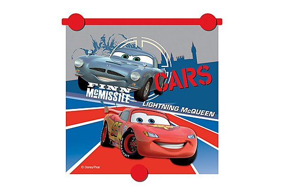 Cars 2 Roller Sunshades x 2