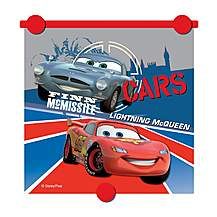 image of Cars 2 Roller Sunshades x 2