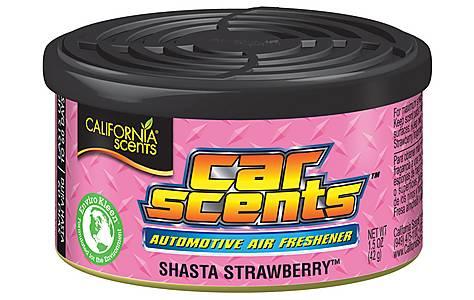 image of California Scents Air Freshener Shasta Strawberry