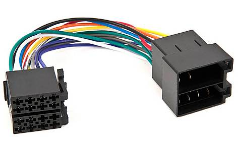 image of Autoleads ISO Male to Female Car Audio Connector PC2-36-4