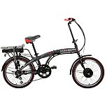 image of Coyote Connect Folding Electric Bike