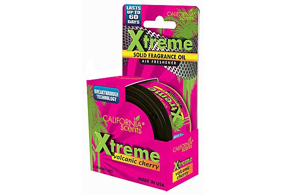 California Scents Xtreme 'Volcanic Cherry'