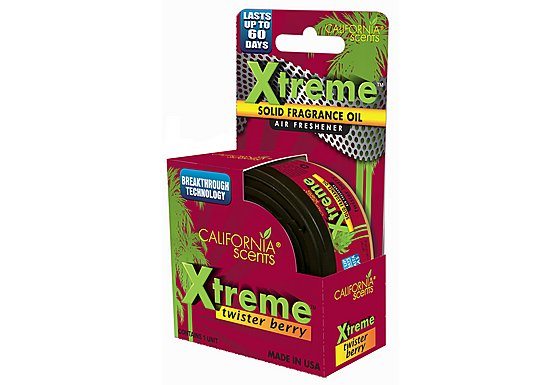 California Scents Xtreme Canister 'Twister Berry'