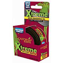 image of California Scents Xtreme Canister 'Twister Berry'