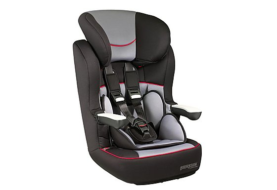 Pampero Plus Comfitrip Child Car Seat