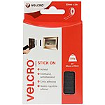 image of VELCRO Stick on Tape 20mm x 1m (Black)
