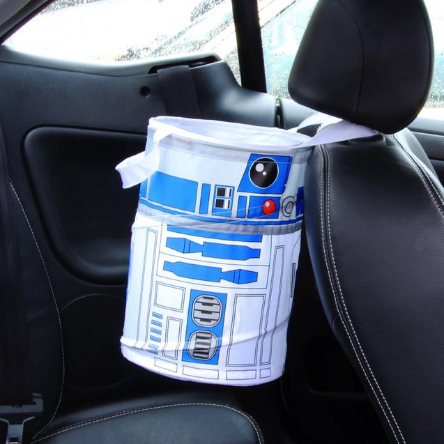 Halford's Star Wars Car Bin