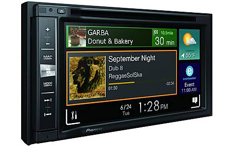 image of Pioneer AVIC-F980BT Bluetooth Car Stereo