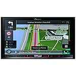 image of Pioneer AVIC-F80DAB Car Stereo