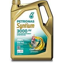 image of Petronas Syntium 3000 AV 5W-40 Oil 5L