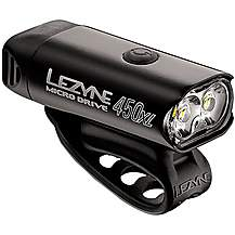 image of Lezyne - Micro Drive 450XL Bike Light - Black