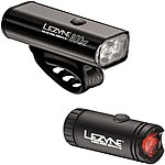 image of Lezyne - Macro Drive 800XL/Micro Pair Bike Light - Black