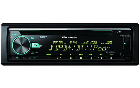 image of Pioneer DEH-X7800DAB Car Stereo