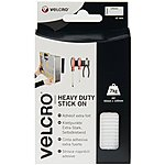 image of VELCRO Heavy Duty Strips White