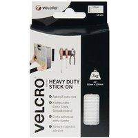 VELCRO Heavy Duty Strips White
