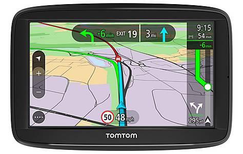 """image of TomTom VIA 52 5"""" Sat Nav with UK & European Maps"""