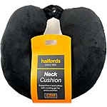image of Halfords Memory Foam/Gel Neck Cushion