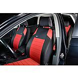 Ripspeed Car Seat Covers Full Set - Red