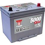 image of Yuasa 5 Year Guarantee HSB030 Silver 12V Car Battery