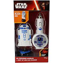 image of Star Wars Wobbler and Charger Gift Set