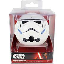 image of Star Wars Wired Stormtrooper Speaker