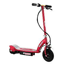 image of Razor E100 Electric Scooter - Red