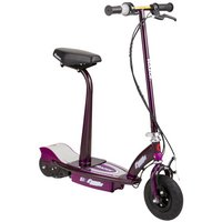 Razor E100S Seated Electric Scooter - Purple