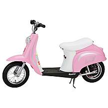 image of Razor Pocket Mod Electric Ride On - Pink