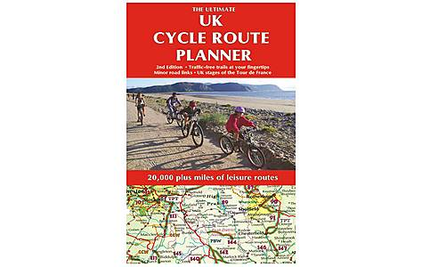 image of UK Cycle Route Planner Map