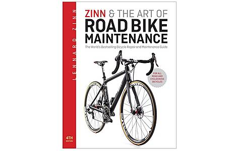 image of Zinn & Art of Road Bike Maintenance