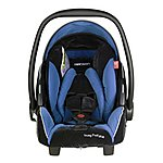image of Recaro Young Profi Plus Baby Car Seat Microfibre Black/Sapphire