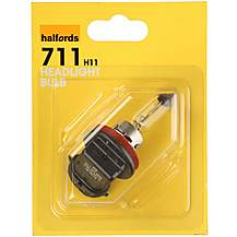 image of Halfords 711 H11 Car Bulb x 1