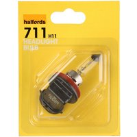 Halfords (HBU711) 55W H11 Car Bulb x 1
